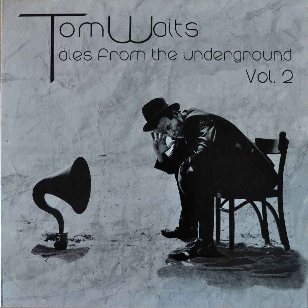 Tom Waits : Tales From The Underground Vol  2 : vinyl bootleg